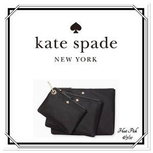 Kate Spade New York Jae Triple Pouch